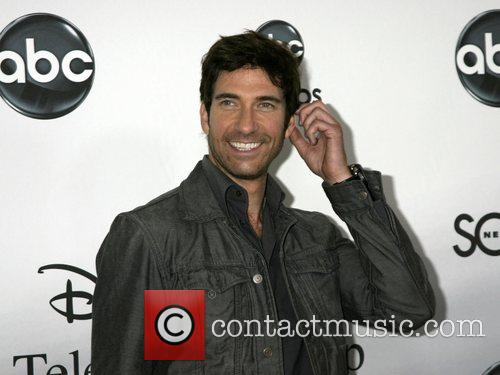 Dylan McDermott, Abc Tca Summer Party, Beverly Hilton Hotel