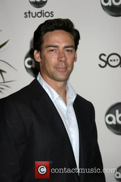 Jason Sehorn ABC TCA Summer Party at the...