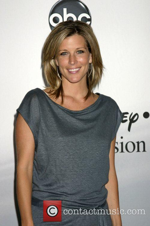 Laura Wright ABC TCA Summer Party at the...