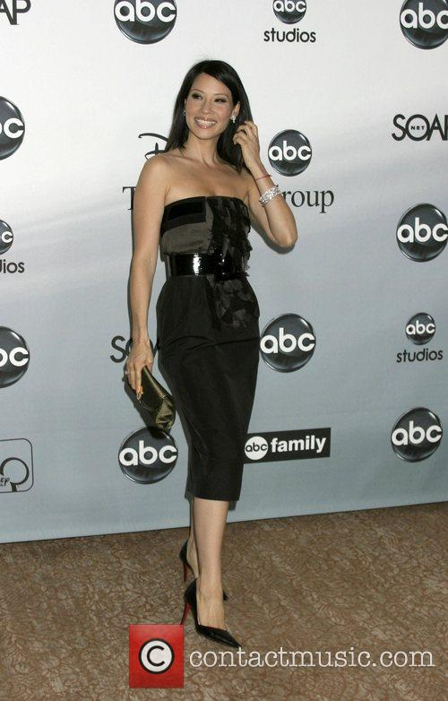 Lucy Liu ABC TCA Summer Party at the...