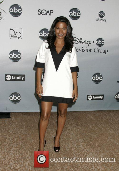 Nia Long ABC TCA Summer Party at the...