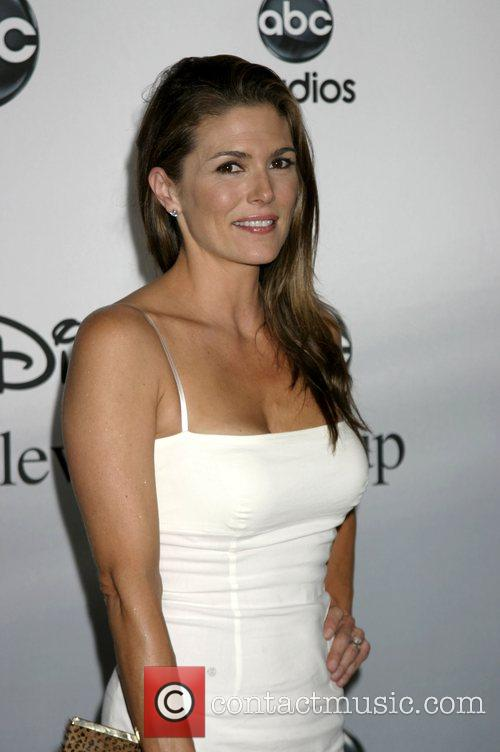 Paige Turco ABC TCA Summer Party at the...