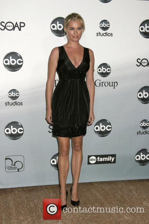 Rebecca Romijn ABC TCA Summer Party at the...