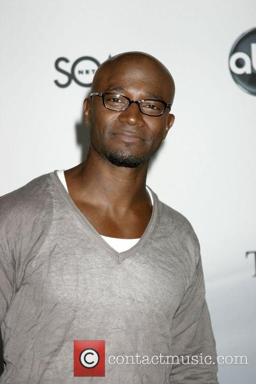 Taye Diggs, Abc Tca Summer Party, Beverly Hilton Hotel