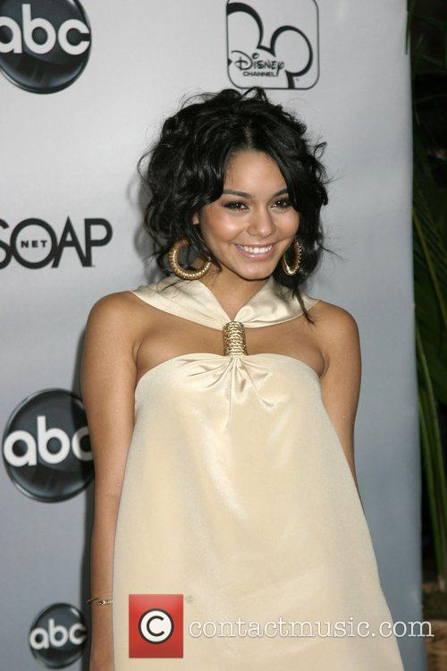 Vanessa Anne Hudgens, Abc Tca Summer Party, Beverly Hilton Hotel