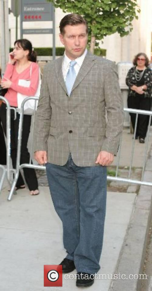 Stephen Baldwin ABC Upfronts held at Lincoln Centre...