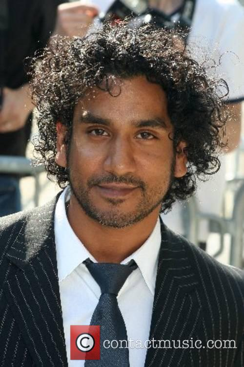 Naveen Andrews ABC Upfronts held at Lincoln Centre...