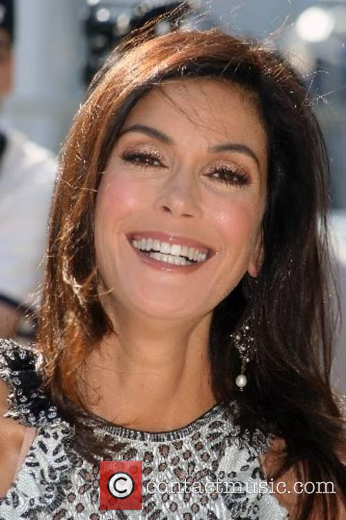 Teri Hatcher ABC Upfronts held at Lincoln Centre...
