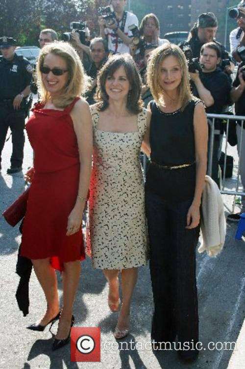 Patricia Wettig, Sally Field, Calista Flockhart ABC Upfronts...