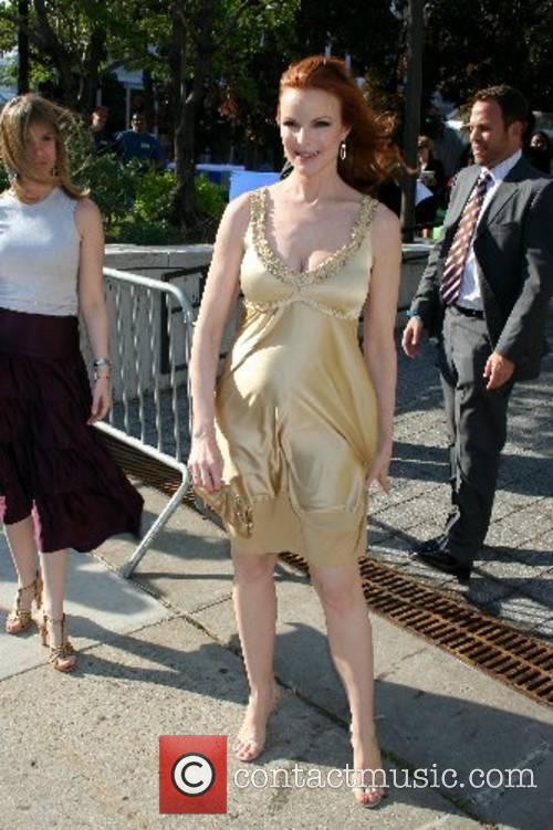 Marcia Cross ABC Upfronts held at Lincoln Centre...