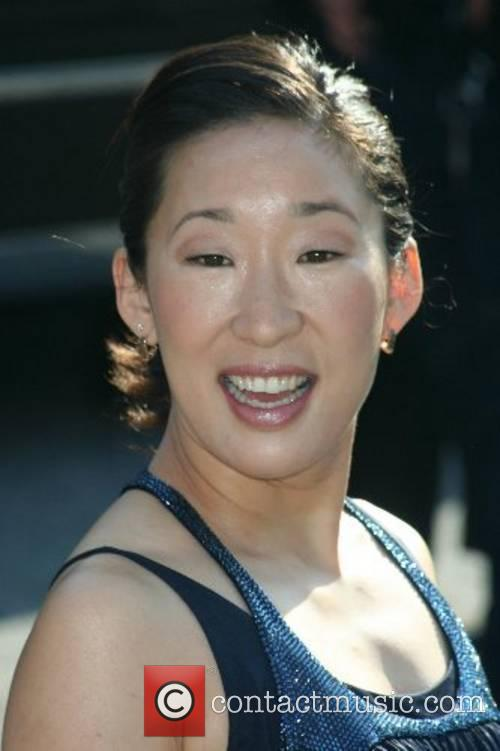 Sandra Oh ABC Upfronts held at Lincoln Centre...