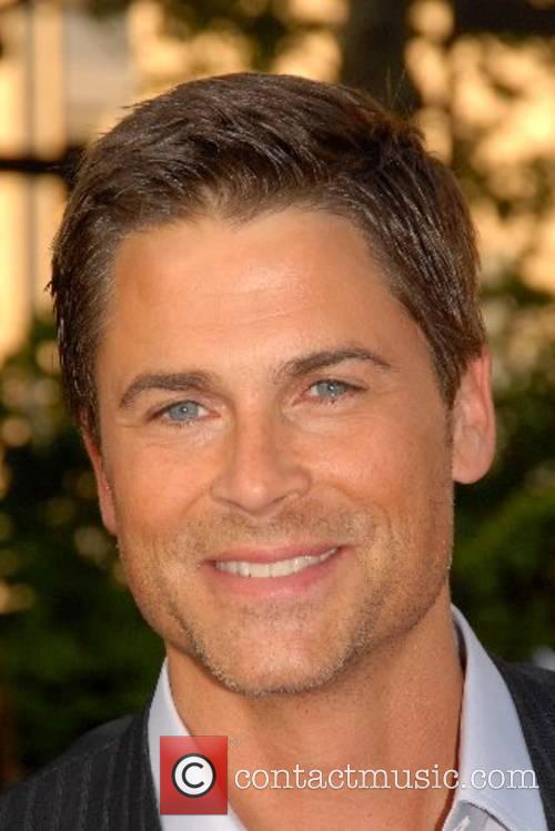 Rob Lowe ABC Upfronts held at Lincoln Centre...