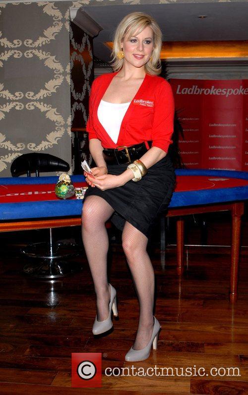 The launch of ladbrokespoker.com European Ladies poker Championships...