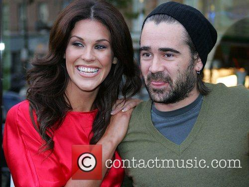 Colin Farrell and Glenda Gilson 11