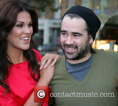 Colin Farrell and Glenda Gilson 3