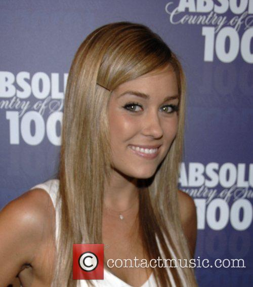 Lauren Conrad Absolut 100 hosts a party for...