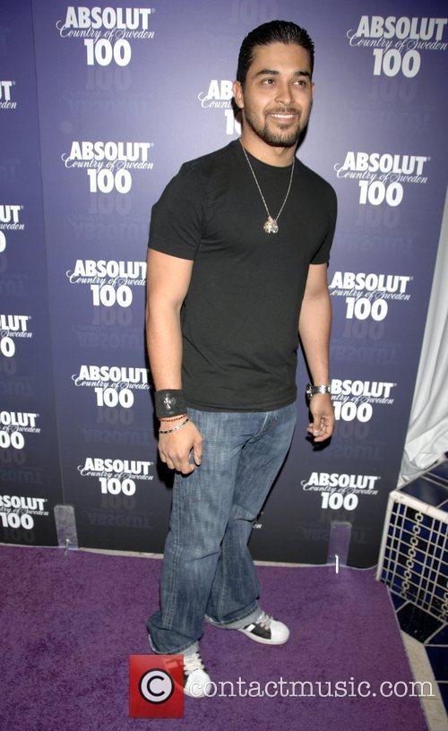 Wilmer Valderrama Absolut 100 hosts a party for...