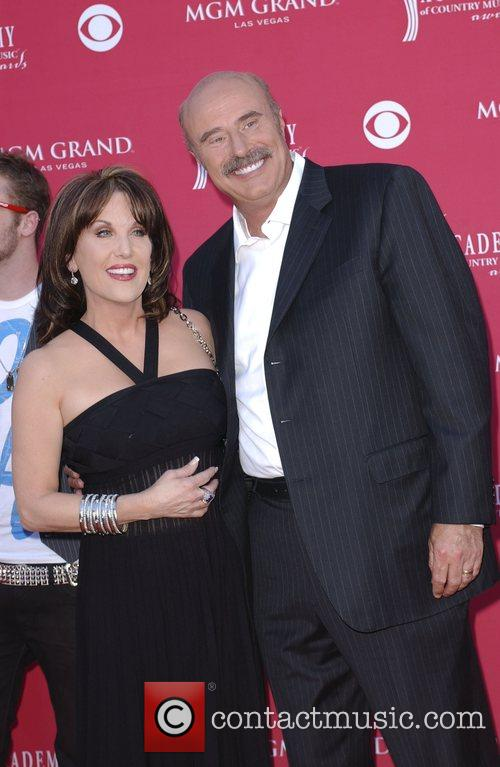 Dr Phil and His Wife 4