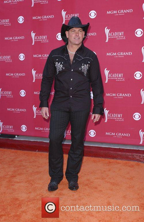 The 43rd Annual Academy of Country Music Awards...