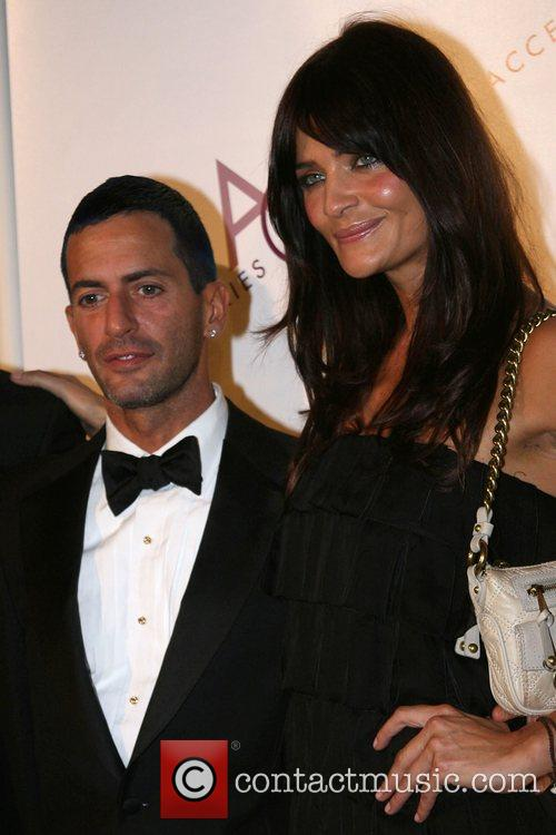 Marc Jacobs and Helena Christensen 2