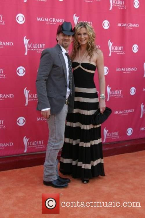 Sugarland The Academy of Country Music Awards ,...