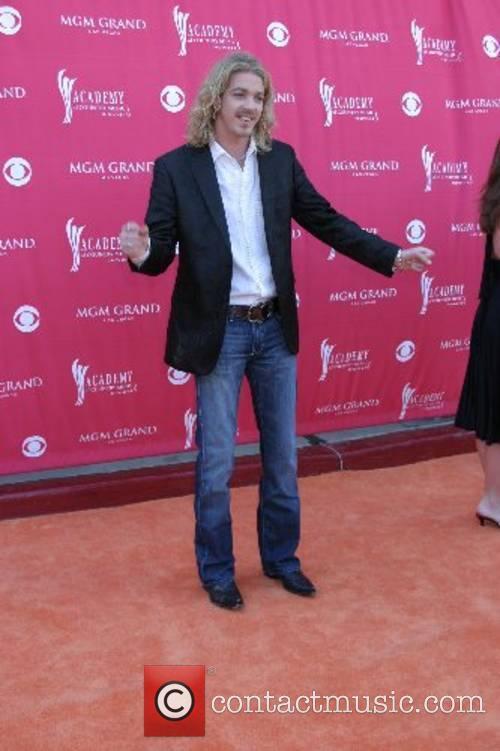 Bucky Covington The Academy of Country Music Awards...