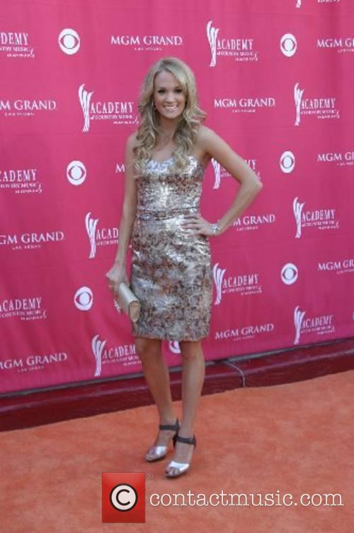 Carrie Underwood The Academy of Country Music Awards...