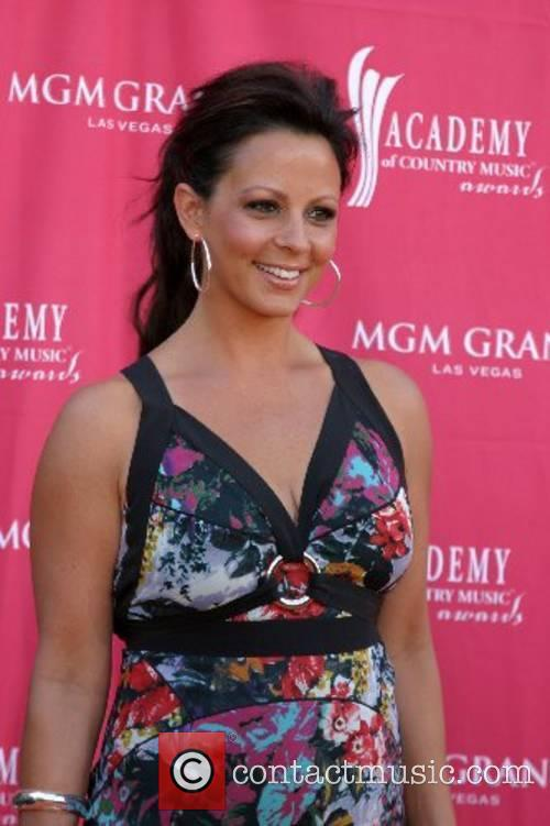 Sara Evans The Academy of Country Music Awards...