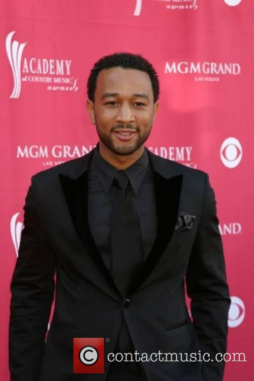 John Legend The Academy of Country Music Awards...
