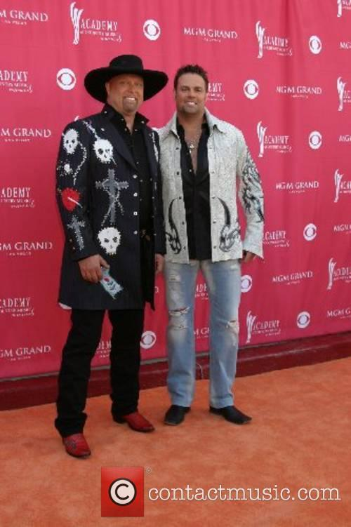Montgomery Gentry The Academy of Country Music Awards...