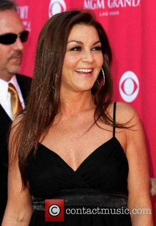 Gretchen Wilson 42nd Annual ACM Awards at MGM...