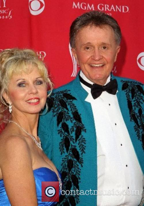 Bill Anderson 42nd Annual ACM Awards at MGM...