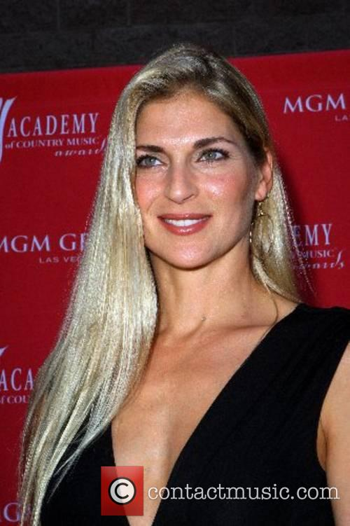 Gabrielle Reece 42nd Annual ACM Awards at MGM...