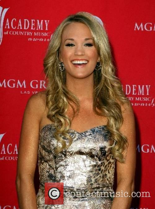 Carrie Underwood 42nd Annual ACM Awards at MGM...