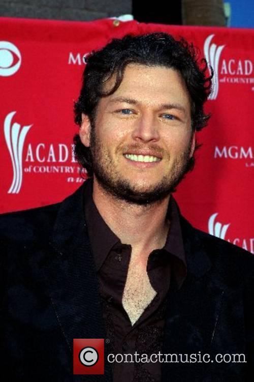 Blake Shelton 42nd Annual ACM Awards at MGM...