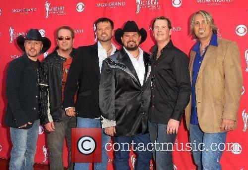 Heartland 42nd Annual ACM Awards at MGM Grand...