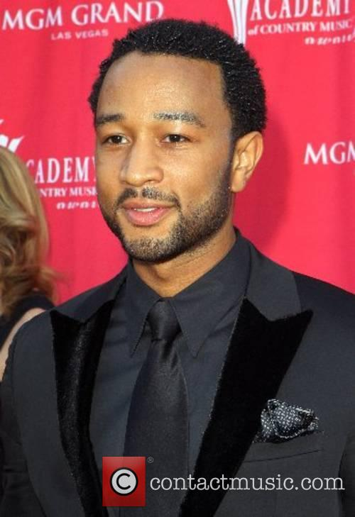 John Legend 42nd Annual ACM Awards at MGM...