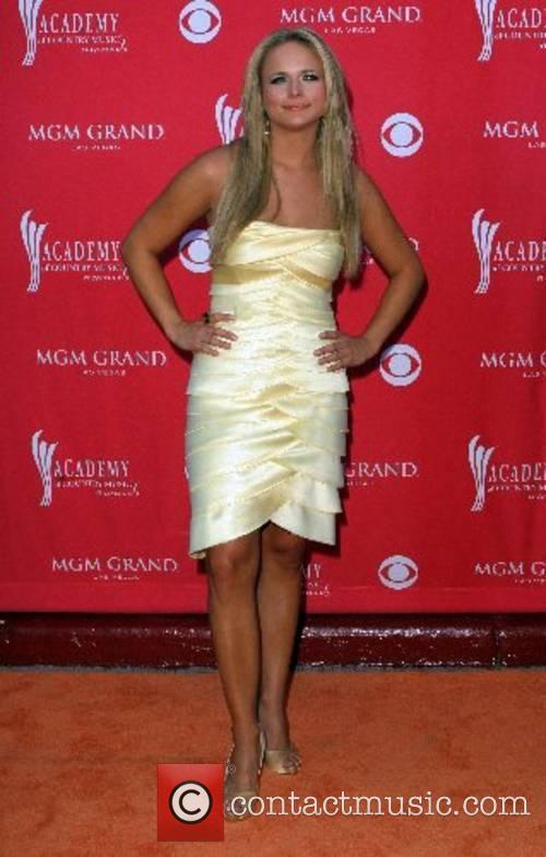 Miranda Lambert 42nd Annual ACM Awards at MGM...