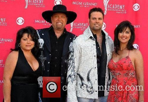 Montgomery Gentry 42nd Annual ACM Awards at MGM...