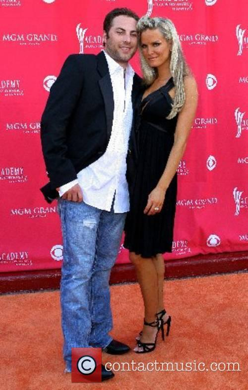 Jay McGraw and wife  42nd Annual ACM...