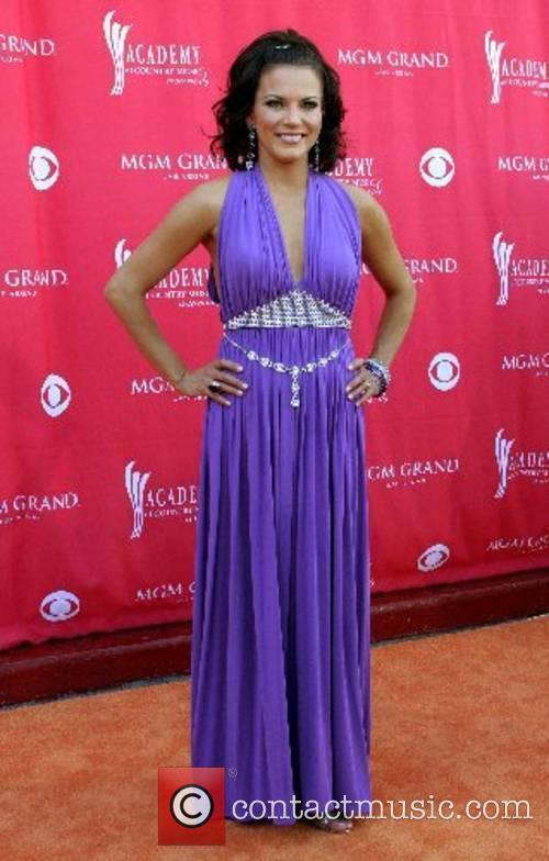 Martina McBride 42nd Annual ACM Awards at MGM...