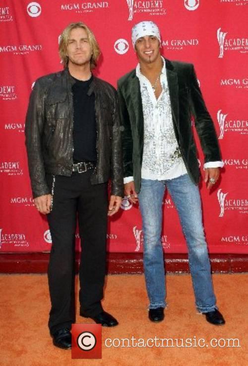 Jack Ingram and Trent Tomlinson 42nd Annual ACM...