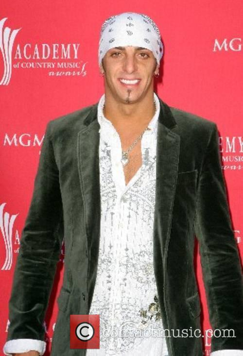Trent Tomlinson 42nd Annual ACM Awards at MGM...