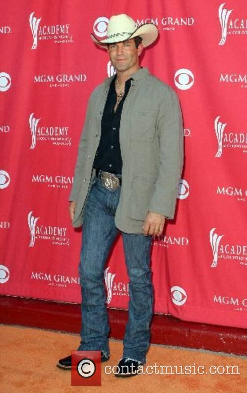 Jason Meadows 42nd Annual ACM Awards at MGM...