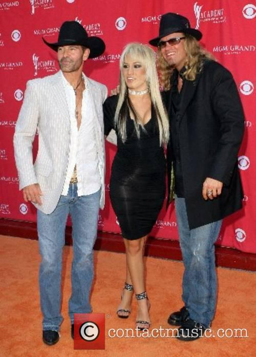 Trick Pony 42nd Annual ACM Awards at MGM...