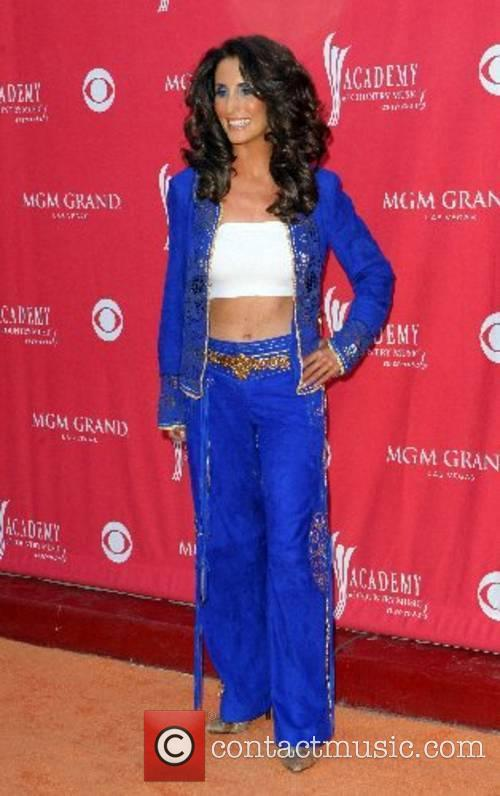 Laura Bryna 42nd Annual ACM Awards at MGM...