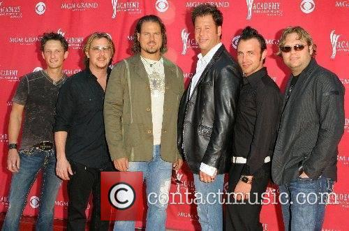 Poverty Neck Hillbillies 42nd Annual ACM Awards at...