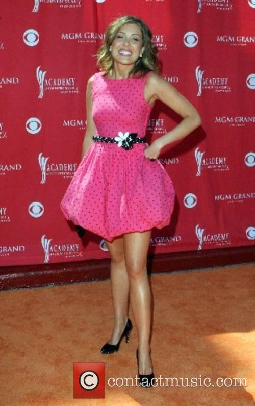 Sarah Buxton 42nd Annual ACM Awards at MGM...