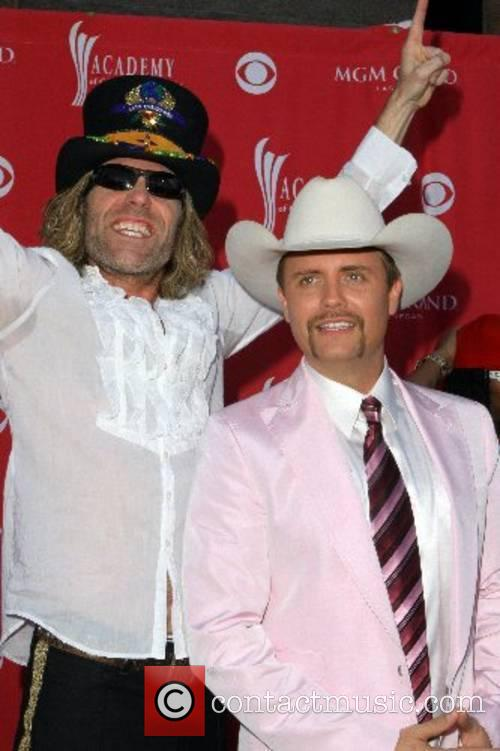 Big and Rich 42nd Annual ACM Awards at...