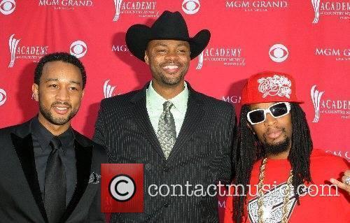 John Legend, Cowboy Troy and Lil Jon 42nd...